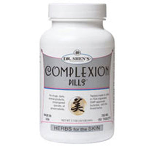 Complexion Pills Acne 150 TABS by Dr. Shens (2588143321173)