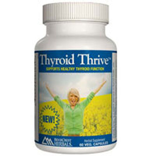 Thyroid Thrive Herbal 60 vcaps by Ridgecrest Herbals