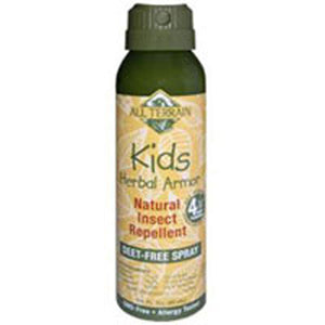 Kids Herbal Armor Continuous Spray 3 Oz by All Terrain (2590139416661)