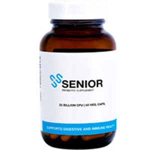 Senior Probiotic 25 Billion Cfu 60 Vcaps by UAS Labs
