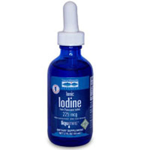 Liquid Ionic Iodine from Potassium Iodide 2 oz by Trace Minerals (2590140072021)