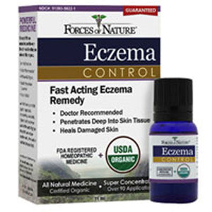 Eczema 11 ml by Forces of Nature (2588217245781)