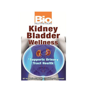 Kidney Bladder Wellness 60 Vcaps by Bio Nutrition Inc (2588233400405)