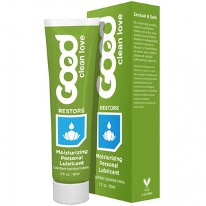 Restore Moisturizing Personal Lubricant 2 Oz By Good Clean Love (2590145118293)