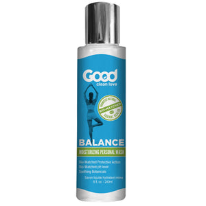 Balance Moisturizing Personal Wash 8 fl Oz by Good Clean Love