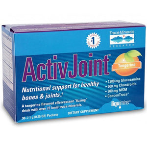 ActivJoint Bone and Joint Powder 1 Packet by Trace Minerals (2590150328405)