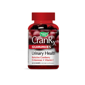 CranRx Gummies 60 Count by Nature's Way