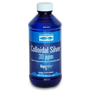 Colloidal Silver 30 PPM 16 Oz by Trace Minerals (2588277702741)