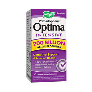 Primadophilus Optima Intensive 200 Billion 30 Caps by Nature's Way (2590177296469)