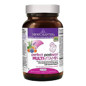 Perfect Postnatal 192 Tabs by New Chapter (2590183161941)
