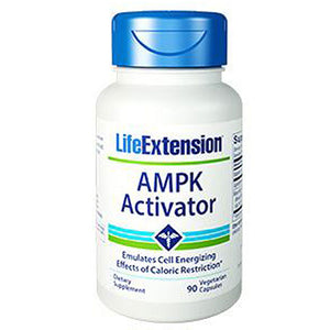 AMPK Activator 30 Veg Caps by Life Extension (2590190665813)