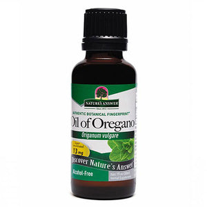 Oil Of Oregano Leaf 1 Oz by Nature's Answer (2583999971413)