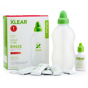 Sinus Care Rinse 1 Kit by Xlear Inc (2588355821653)