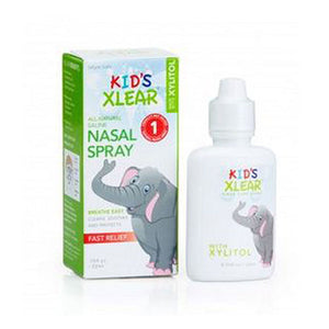 Kid's Nasal Spray 0.75 fl oz by Xlear Inc (2590199939157)
