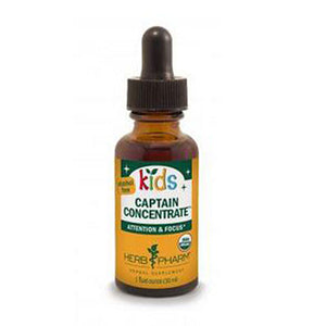 Kids Captain Concentrate 4 fl oz by Herb Pharm (2588363292757)