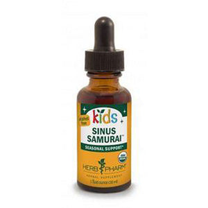 Kids Sinus Samurai 1 fl oz by Herb Pharm, (2590200561749)