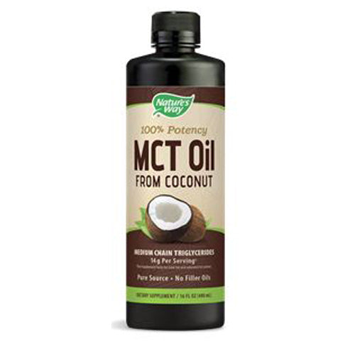 MCT Oil 16 fl oz by Nature's Way