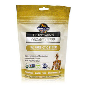 Dr. Formulated Organic Fiber 6.8 oz by Garden of Life (2588388425813)