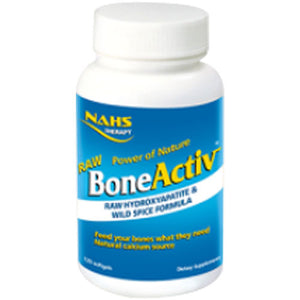 Raw BoneActiv 120 Caps by North American Herb & Spice (2590235361365)