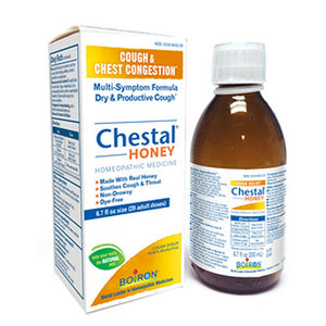 Chestal Honey For Adult 6.7 oz by Boiron (2590237491285)