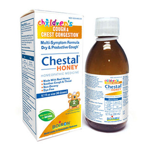 Chestal Honey For Children 6.7 oz by Boiron (2590237524053)