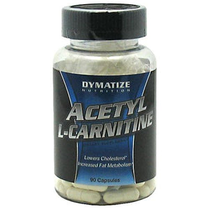 Acetyl L-Carnitine 90 Caps by Dymatize (4753950834773)