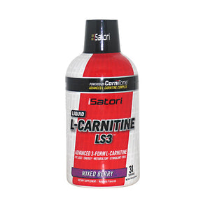 L-Carnitine LS3 Mix Berry 1.2 lbs by Isatori (2590240866389)
