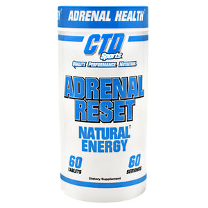 Adrenal-Reset 60 Caps by CTD Labs