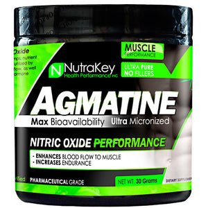 AGMATINE POWDER 30 grams by Nutrakey (2590259707989)