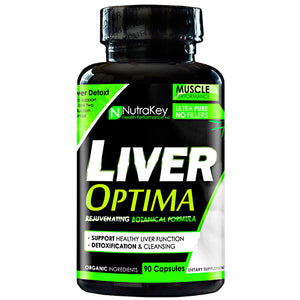 LIVER OPTIMA 90 caps by Nutrakey