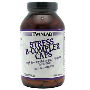 Stress B-Complex 250 Caps by Twinlab (2588719546453)