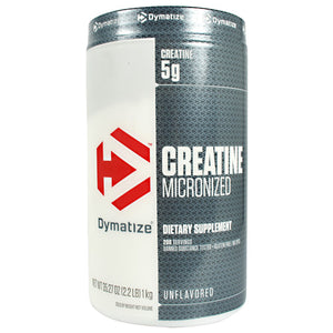 Creatine 2.2 lbs by Dymatize (2590239883349)