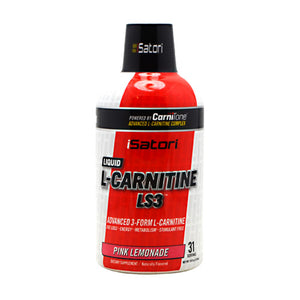 L-Carnitine LS3 Pink Lemon 1.2 lbs by Isatori (2590240833621)