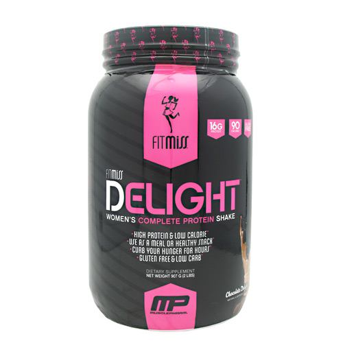 Delight Chocolate 2 lbs by Fit Miss