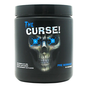 The Curse Blue Rasberry 0.55 lbs by Cobra Labs (2590265540693)