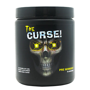 The Curse Lemon Rush 0.55 lbs by Cobra Labs (2590265606229)