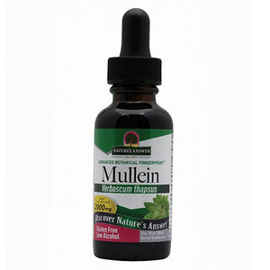 Mullein Leaf Extract 1 FL Oz by Nature's Answer