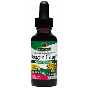 Oregon Grape Root 1 FL Oz by Nature's Answer (2584000036949)