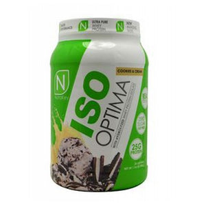 Iso Optima Cookies & Cream 2 lbs by Nutrakey (4753956929621)