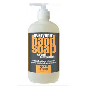 Everyone Hand Soap Apricot 12.75 oz by EO Products (2590120607829)