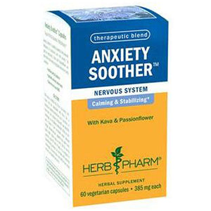 Anxiety Soother 2 Oz by Herb Pharm (2587773010005)