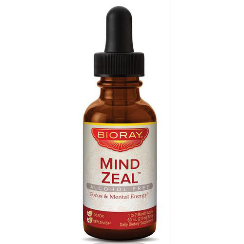 Mind Zeal 2 oz by Bio Ray Inc.