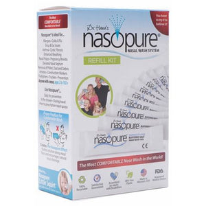 Refill Kit 40 Packets by Nasopure (2587720515669)