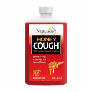 Cough Syrup Natural Honey 4.2 oz by Naturade (2587717566549)
