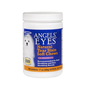 Natural Soft Chews For Dogs Chicken Flavor 240 Chews by Angels' Eyes (2587756691541)