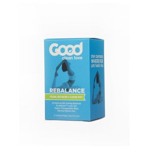 Rebalance Wipes 12 Count by Good Clean Love