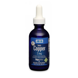 Liquid Ionic Copper 2 Oz by Trace Minerals (2590311645269)