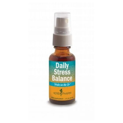 Herb on The Go Daily Stress Balance 1 Oz by Herb Pharm