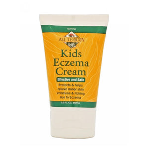 Kids Eczema Cream 2 Oz by All Terrain (2587844935765)