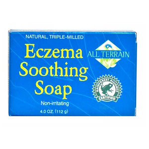 Eczema Soothing Soap 4 Oz by All Terrain (2587845099605)
